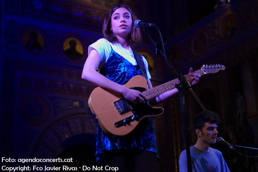 PAVVLA, actuant a la sala del Paranimf de la Universitat de Barcelona dins el cicle Vespres d'Hivern.