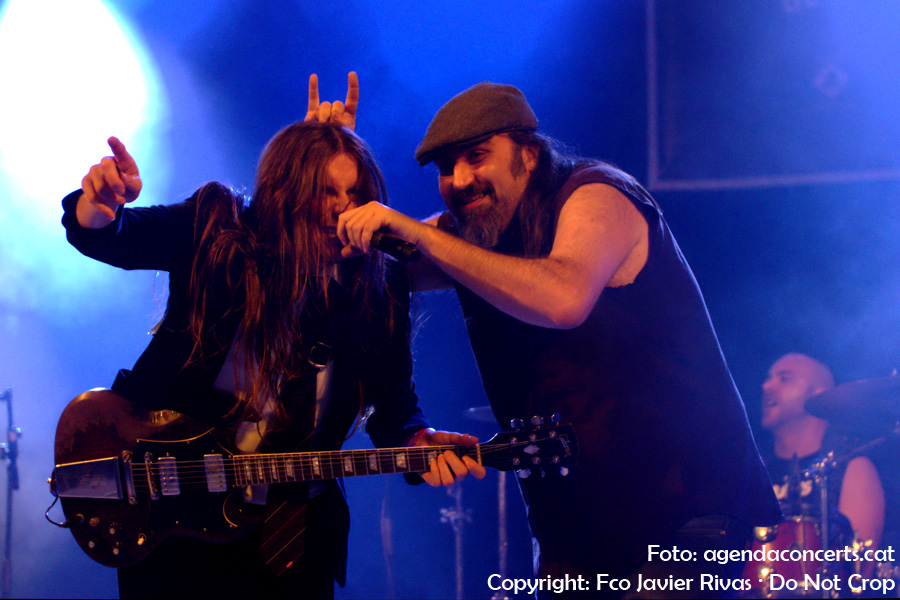 Festes de Gernika-Lumo 2019: Phil Campbell & The Bastards Sons, Lisabö, The Mani-las...