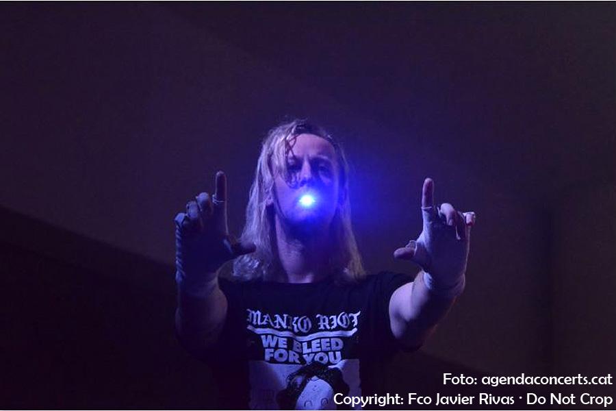 Concert de Holly Herndon, al Caixafòrum de Barcelona.