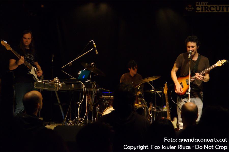 Nico Roig presentant 'Vol. 71' a la sala BeGood de Barcelona.