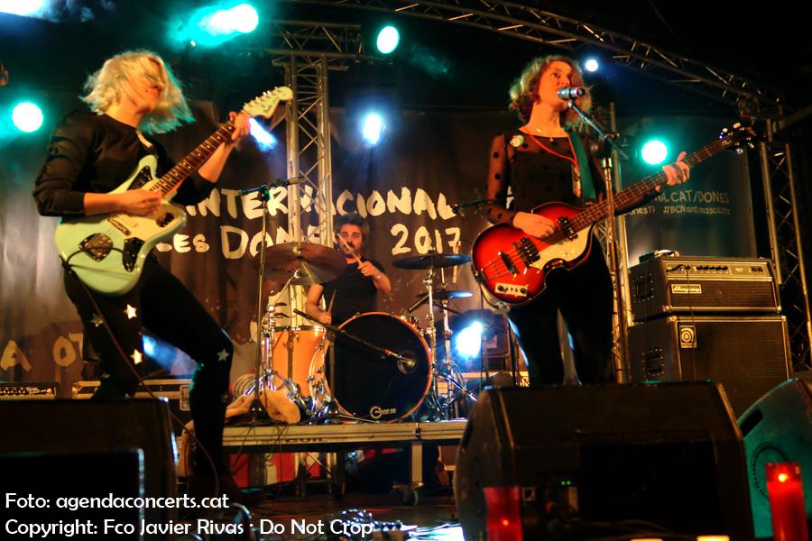 Festa Major de Sabadell 2017: Chambao, Els Amics de les Arts, Les Sueques, The Zombie Kids...