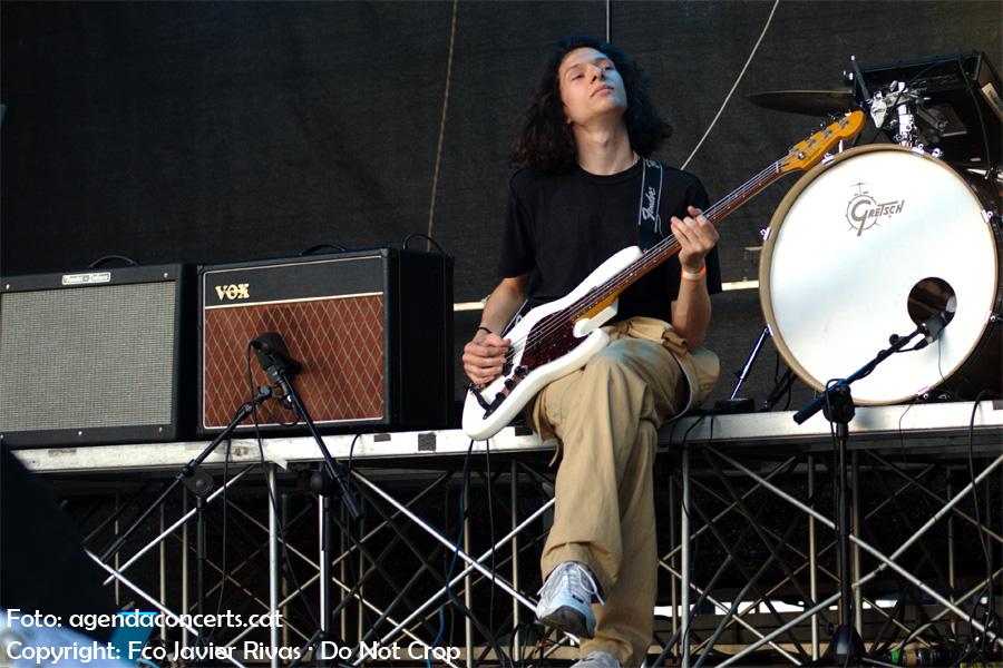 Baywaves, actuant a l'Amic Fest de Cerdanyola del Vallès.
