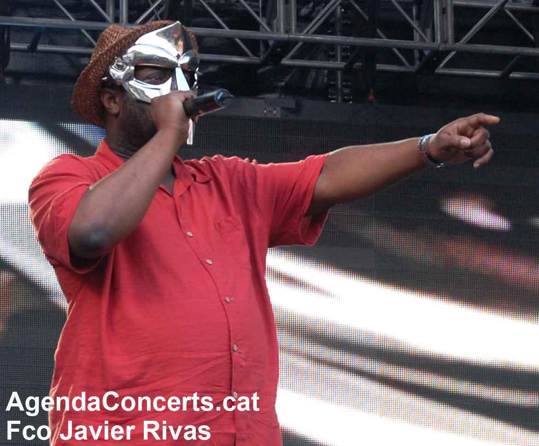 Mor MF DOOM, la llegenda emmascarada del rap underground