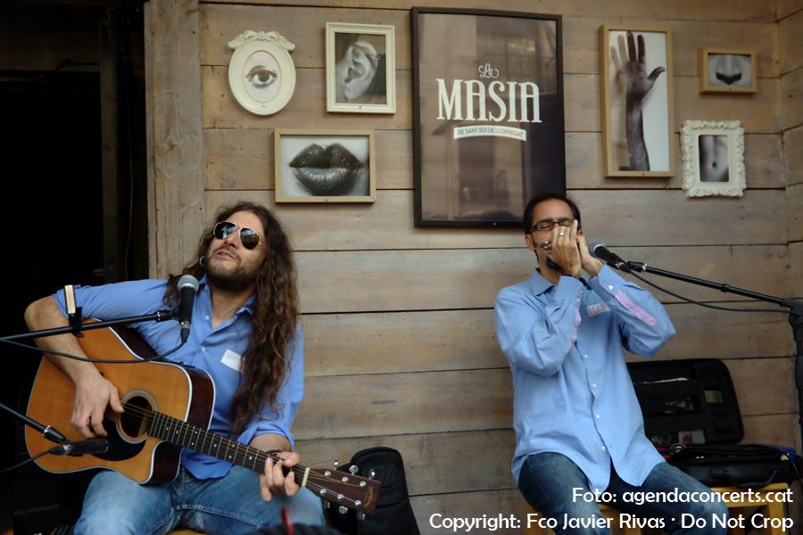 The Blues Prisoners, actuant a La Masia de Sant Boi de Llobregat