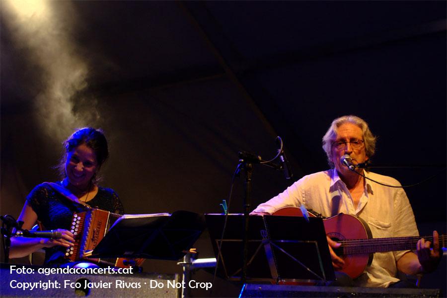 Jordi Fàbregas, an institution of folk music in Catalonia, dies