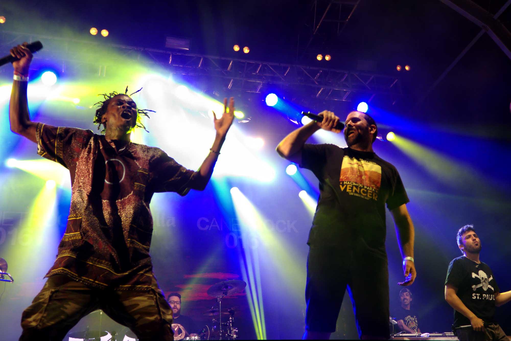 Festival SonRías Baixas 2018: La Raíz y Terbutalina