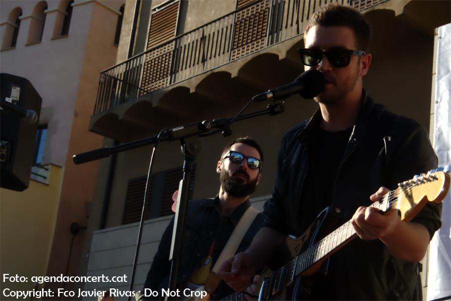 El grup Tremenda ha actuat al vermut musical Vi Cult a la terrassa del Museu de Sant Boi de Llobregat dins el marc de la Fira de la Puríssima 2016.