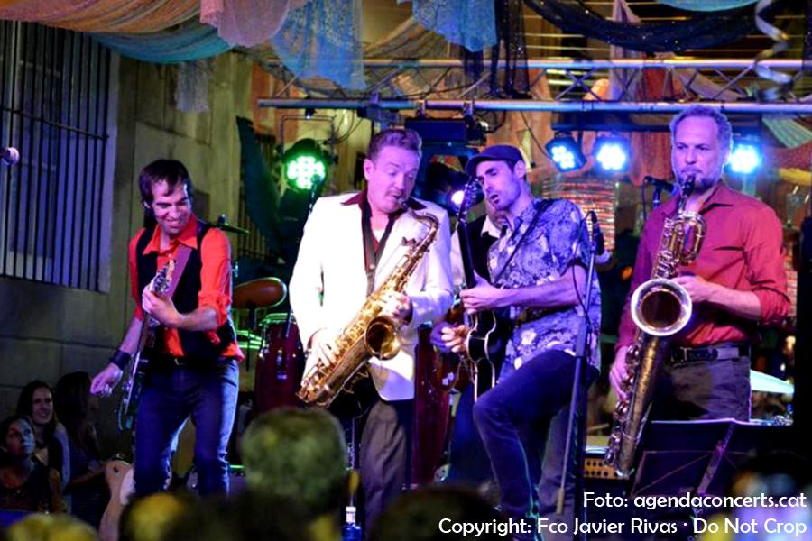 Fiesta Mayor de Gràcia 2019: Dani Nel•lo y los Saxofonistas Salvajes, Joe Crepúsculo, Tori Sparks, Pepet i Marieta...