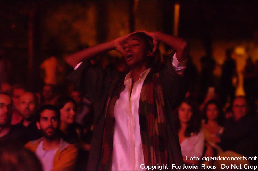 Ala.ni, actuant al Festival Altaveu 2017 de Sant Boi de Llobregat.