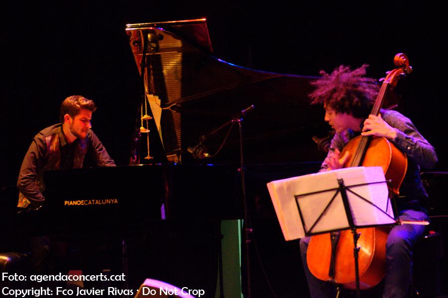 Marco Mezquida Trio, actuant al Festival Altaveu 2017 de Sant Boi de Llobregat.