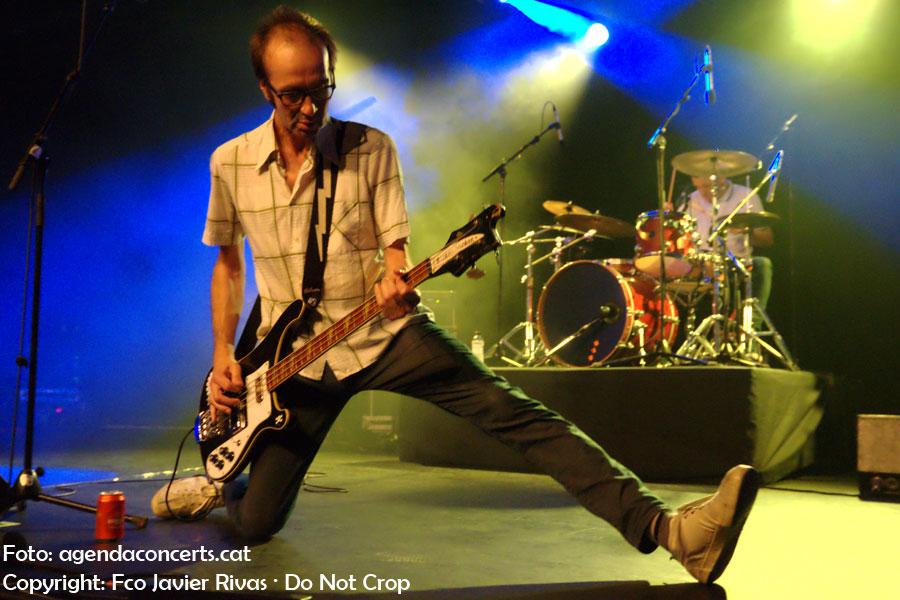 El Brighton 64, actuant al Festival Altaveu de Sant Boi de Llobregat.