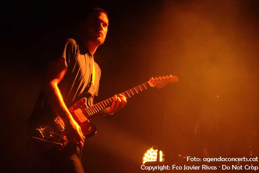 Oso Leone, actuant a la darrera edició de l'Emergència Festival al CCCB de Barcelona.