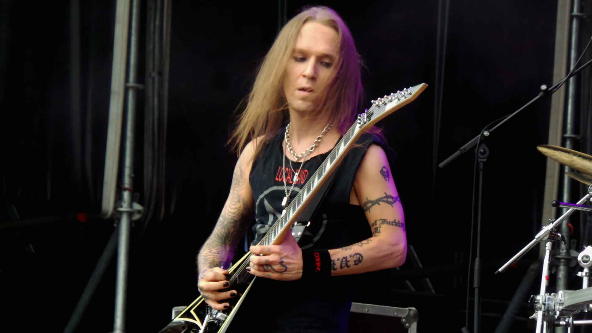 Muere Alexi Laiho,