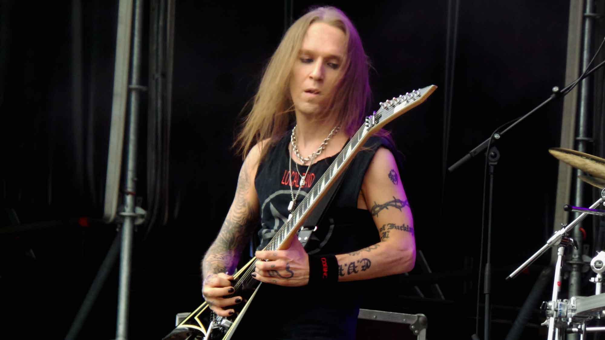 Mor Alexi Laiho, 'frontman' de Children of Bodom, amb només 41 anys