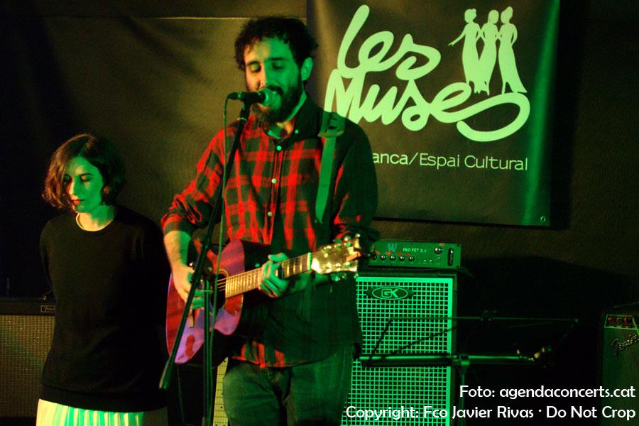 Páramo, actuant al Lo-Fest 5 de Sant Boi de Llobregat.