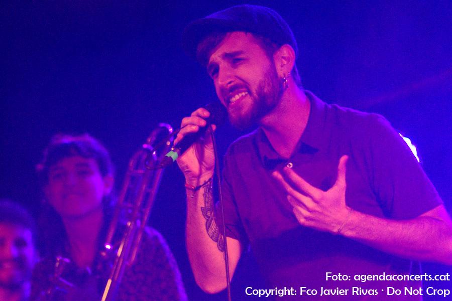 Seikos, performing at Karxofarock 2019 of Sant Boi de Llobregat.