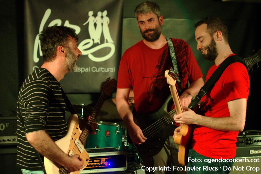 Sigma Ori, performing at Lo-Fest in Sant Boi de Llobregat.