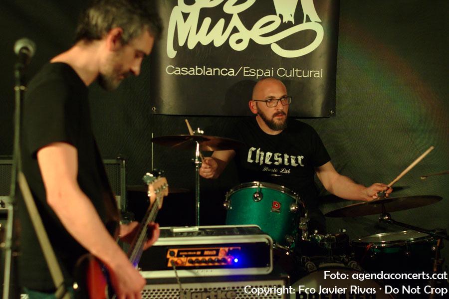 [zelig], actuando en el Lo Fest 4 en Les Muses de Casablanca de Sant Boi de Llobregat.