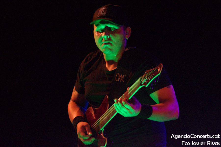Daeria, performing at Can Mercader Festival 2019 in Cornellà de llobregat.