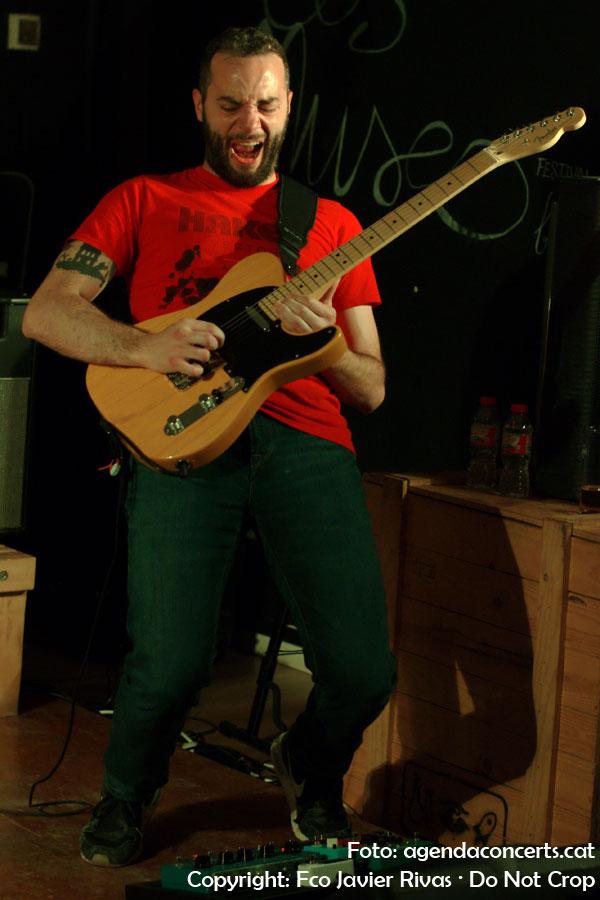Sigma Ori, actuando en el Lo-Fest de Sant Boi de Llobregat.
