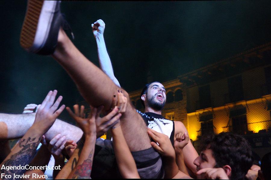 Talco, actuant al festival Barna'n'Roll 2019 de Barcelona.