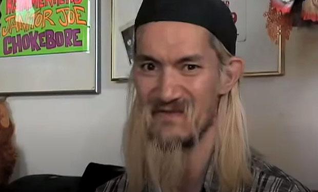 Mor Chi Pig, frontman del grup de hardcore melòdic S.N.F.U.